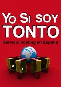 servicio hosting en España