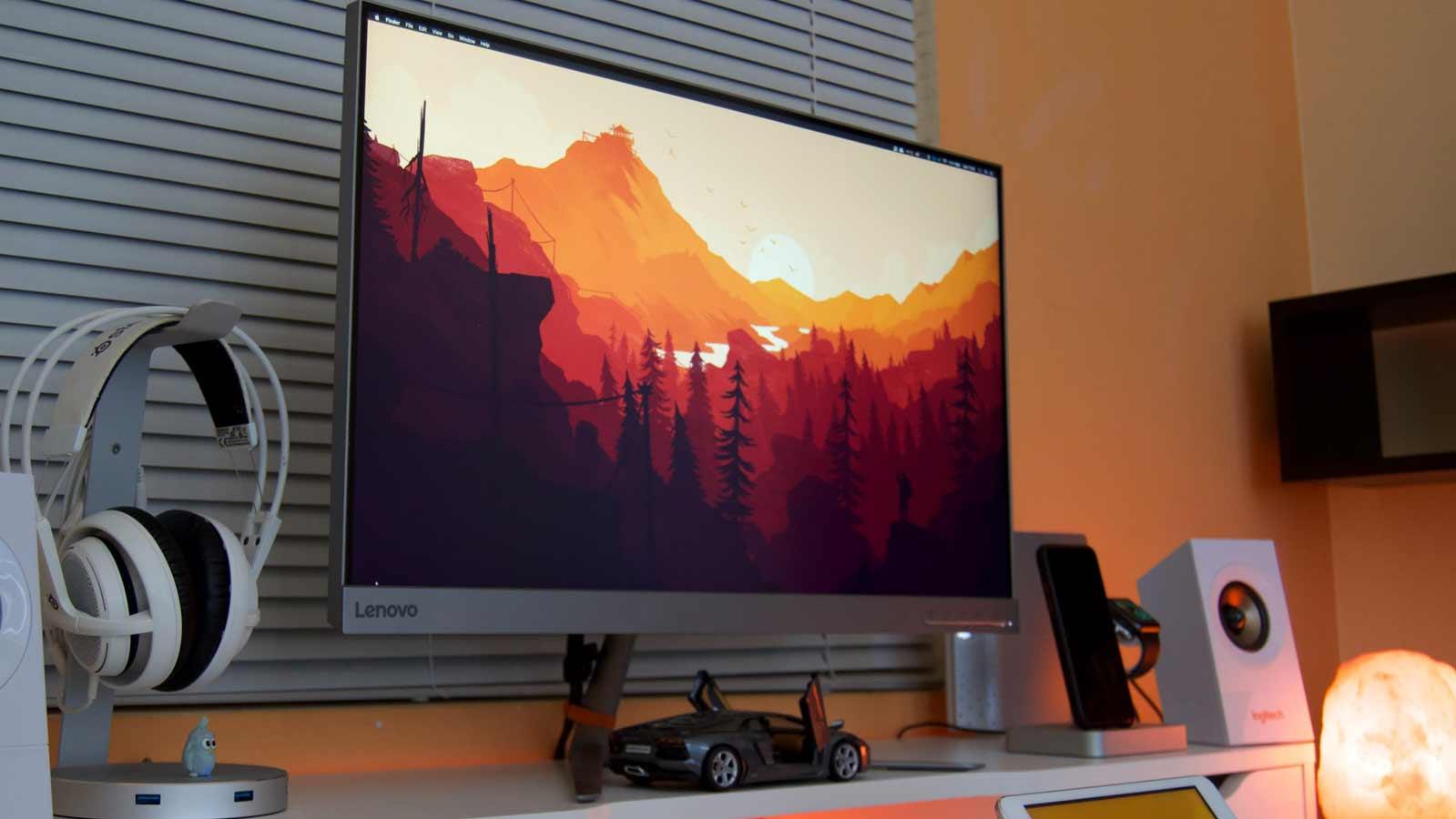 panel monitor diseño gráfico