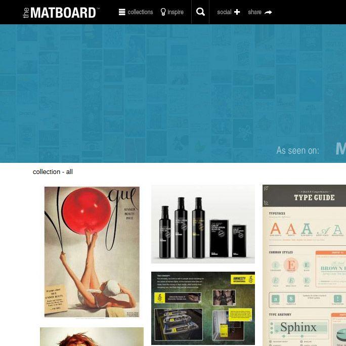 Matboard