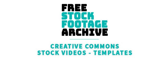 Free footage archive