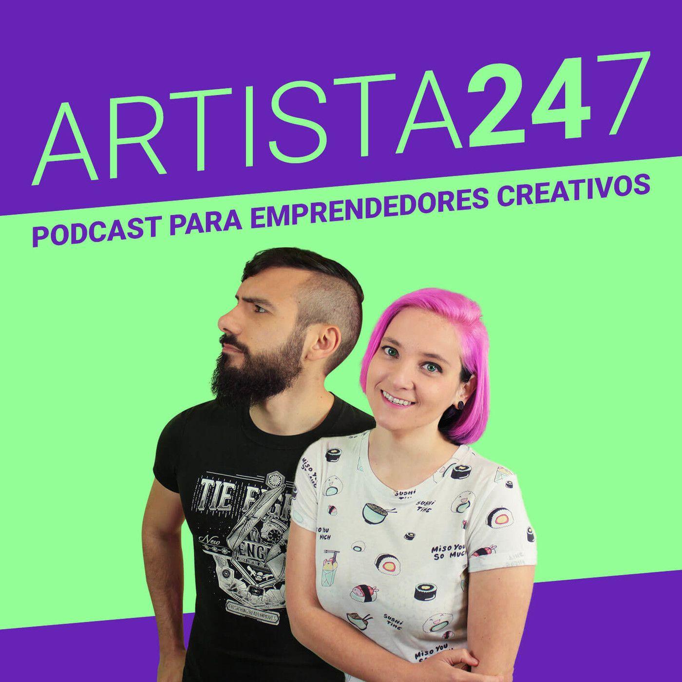 artista 24-7