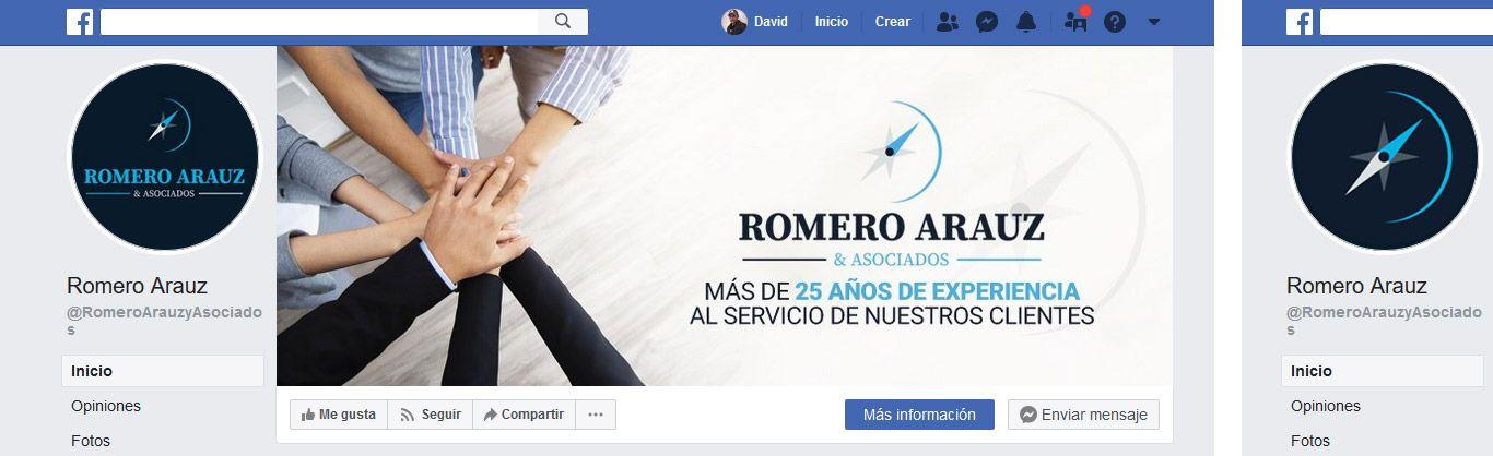 logo responsive facebook