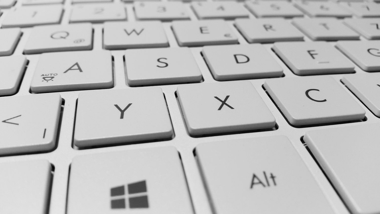 Combinaciones de teclado