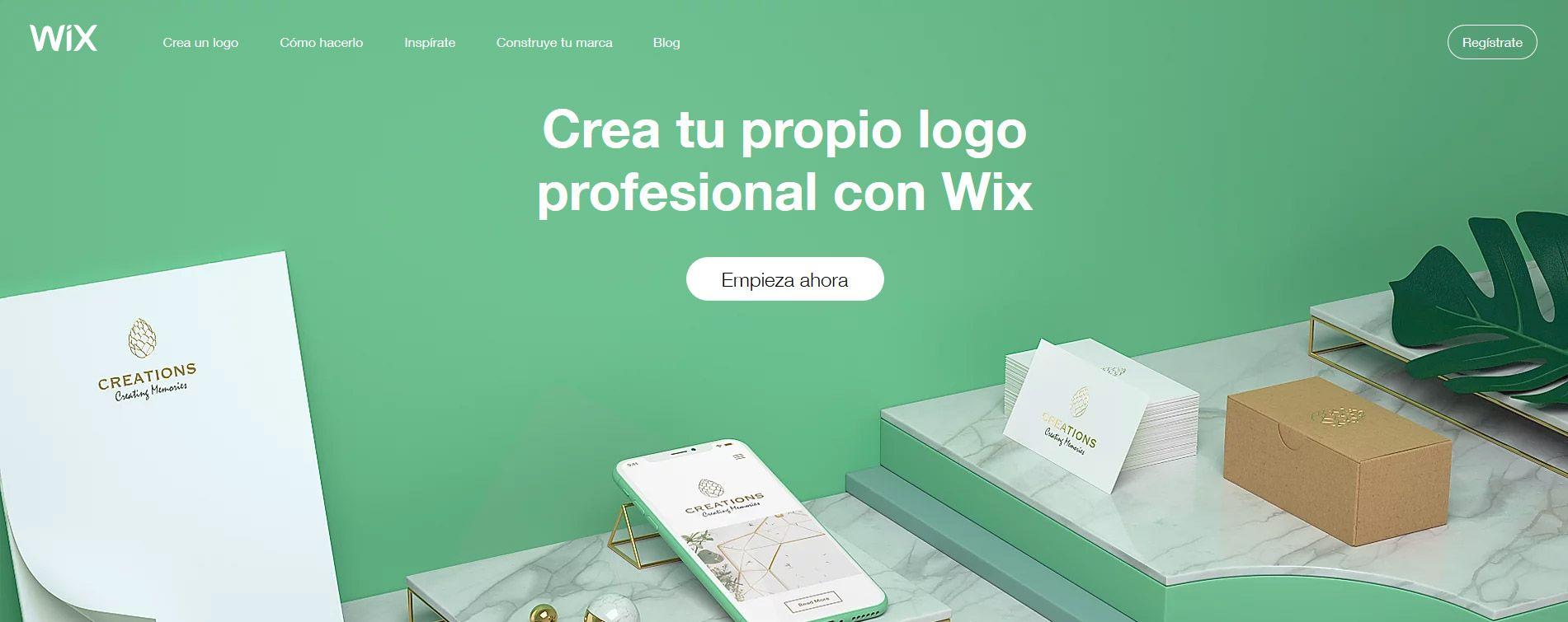 Crear tu propio logotipo