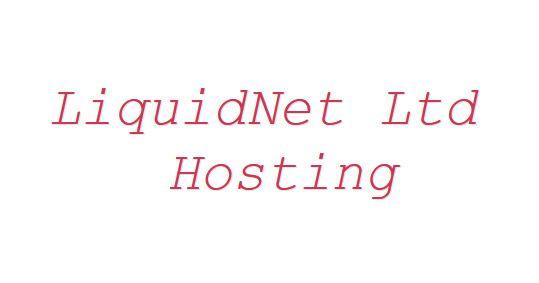 Liquidnet hosting