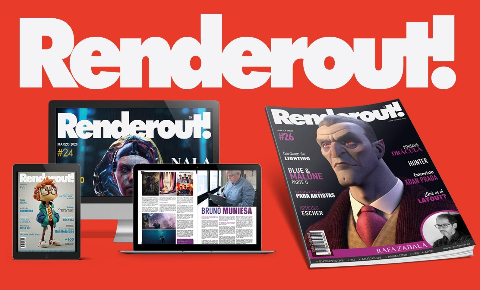 Revista renderout