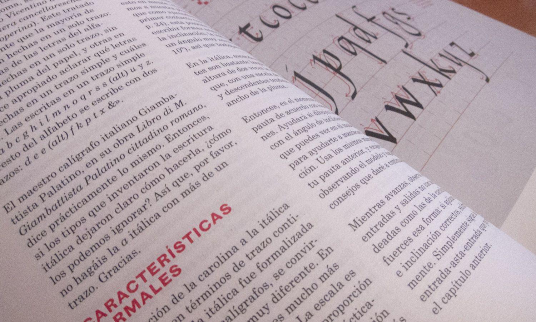 libro lettering ivan castro