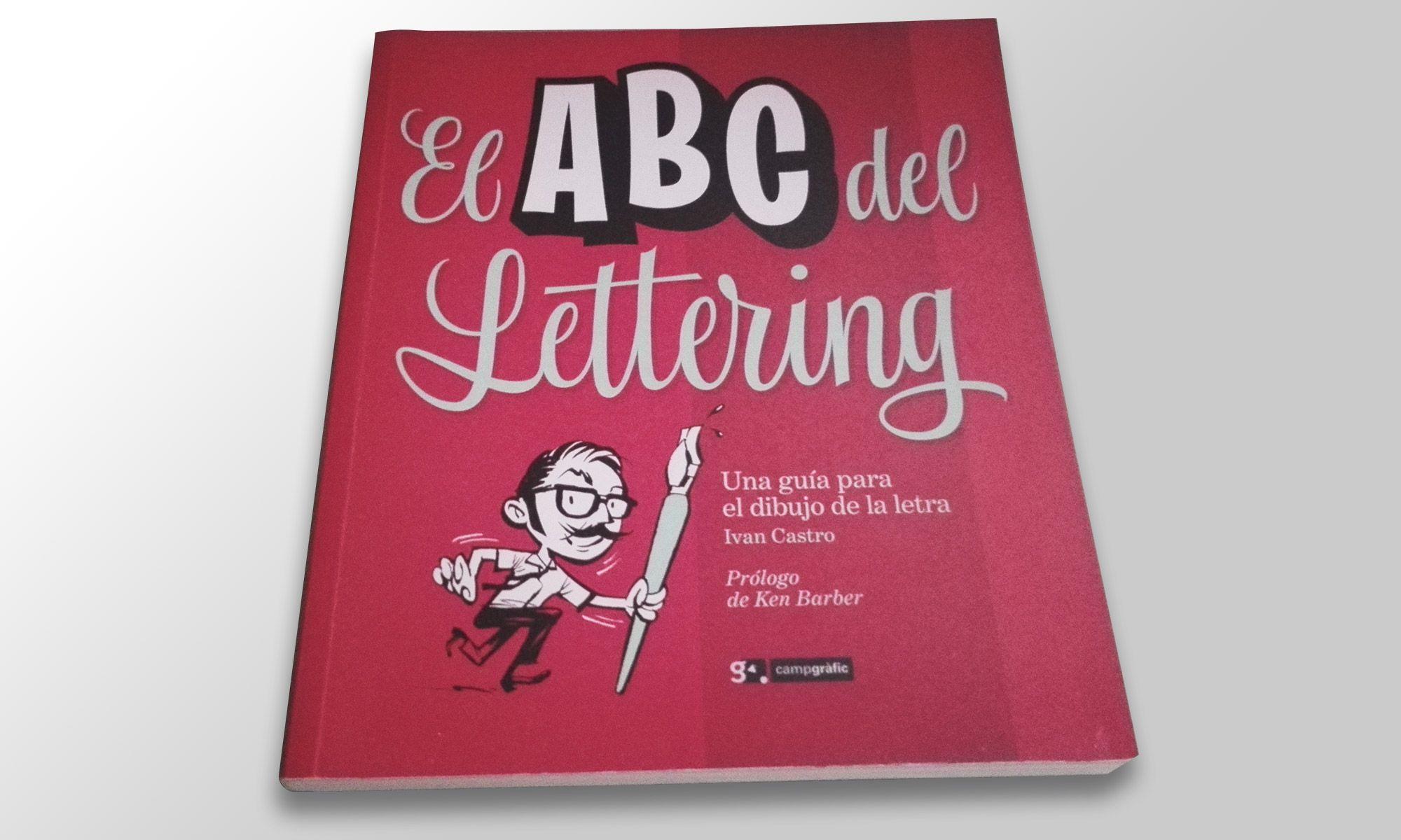 libro lettering