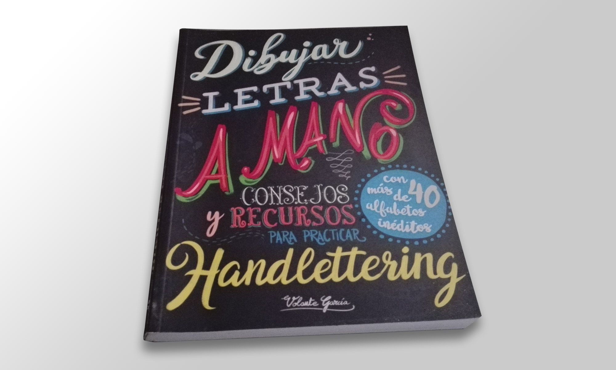 libros para aprender lettering