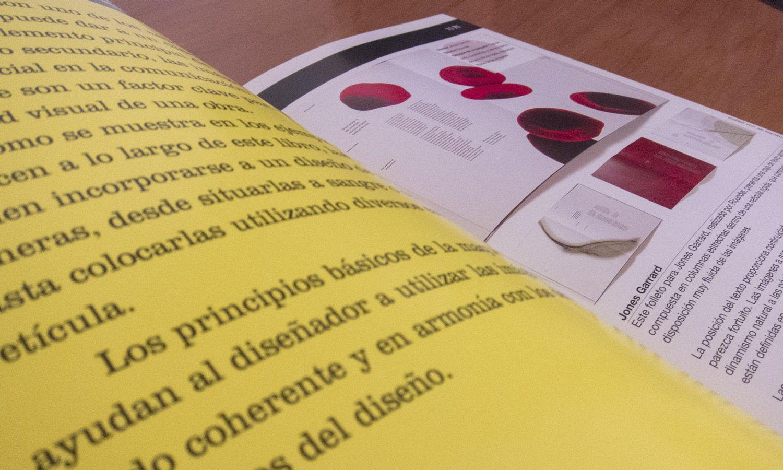 libro maquetación diseño gráfico