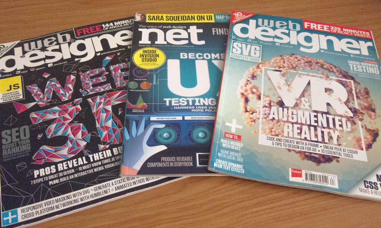revista diseño web