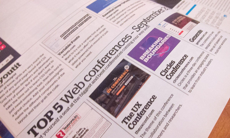 revista web designer - revista de diseño web