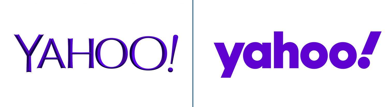 Rebranding Yahoo