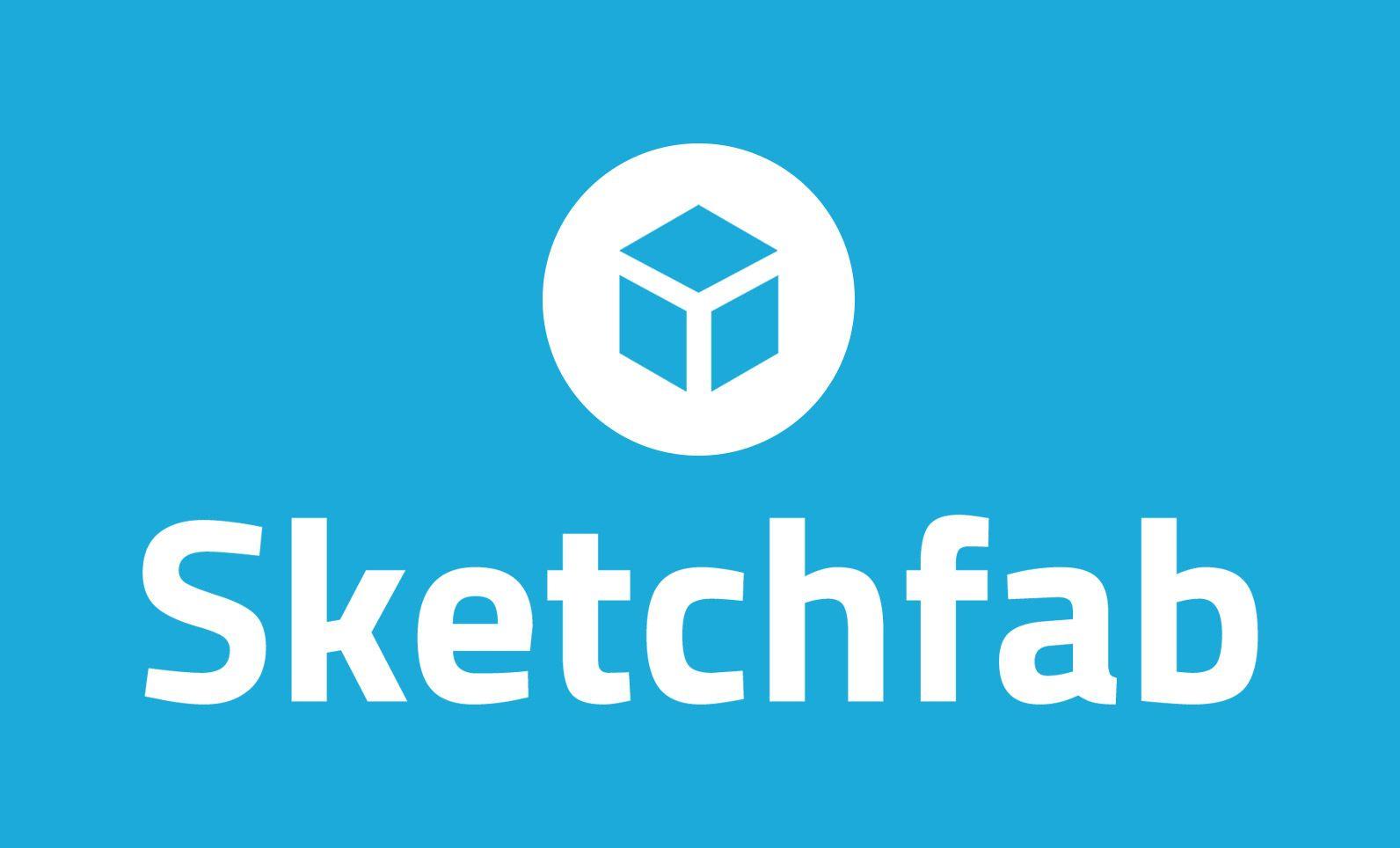Visor de modelos 3D - Sketchfab
