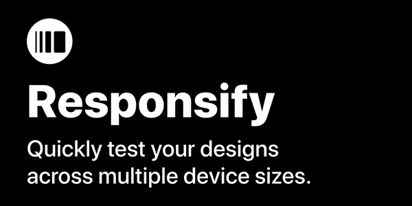 Responsify plugin Figma
