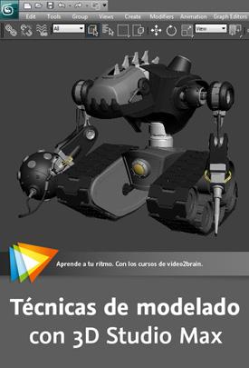 Curso técnicas modelado 3D