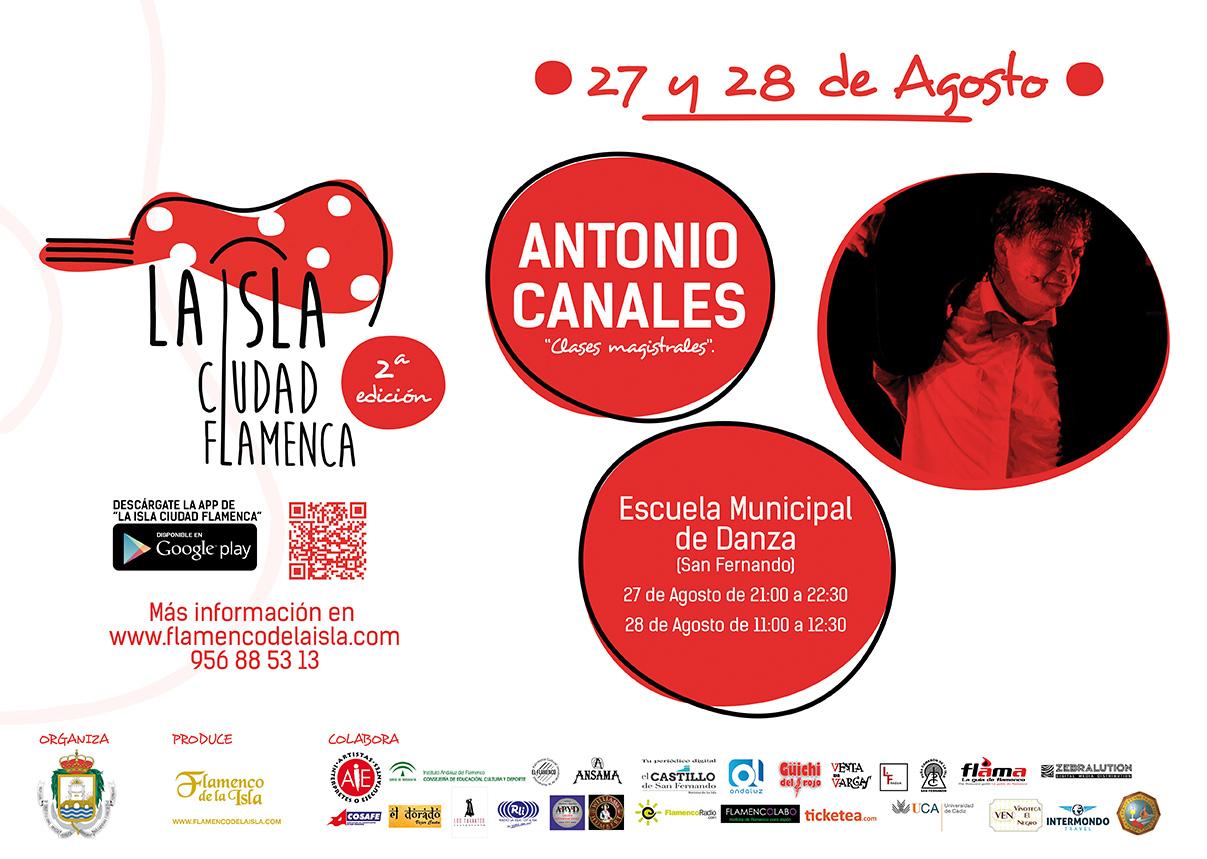 Anuncio Antonio Canales