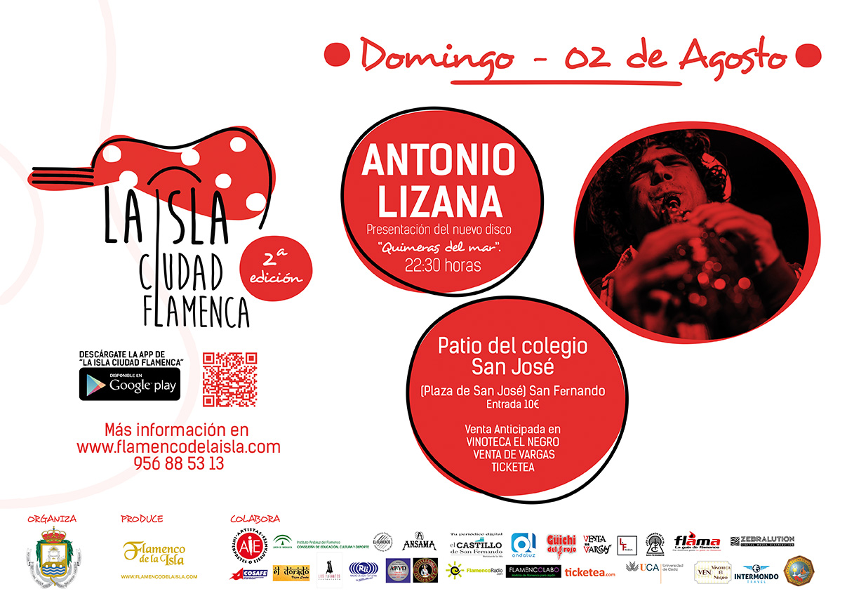 Anuncio Antonio Lizana