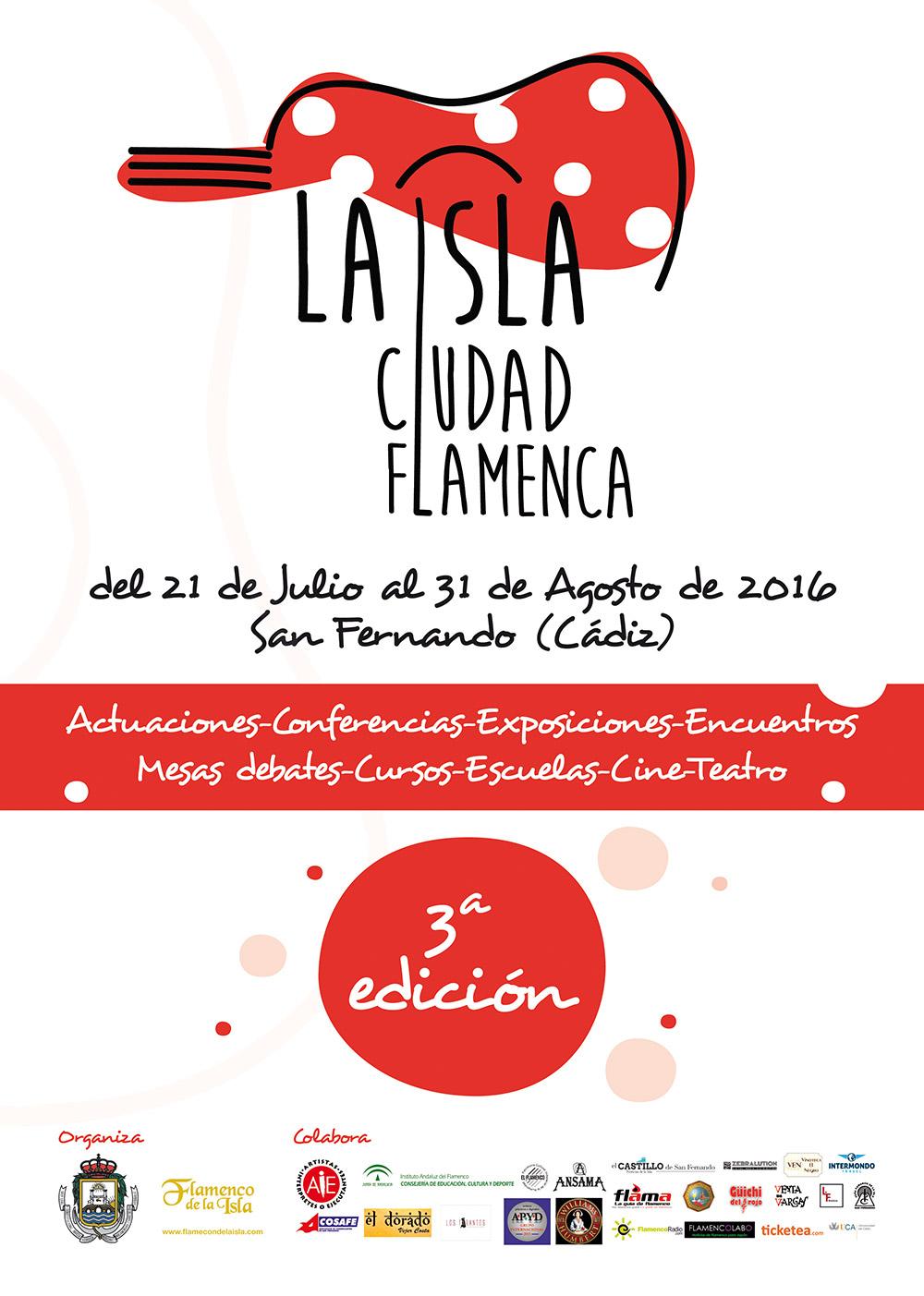 La Isla Ciudad Flamenca
