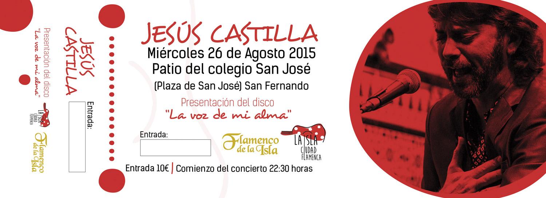 Entrada Jesús Castilla