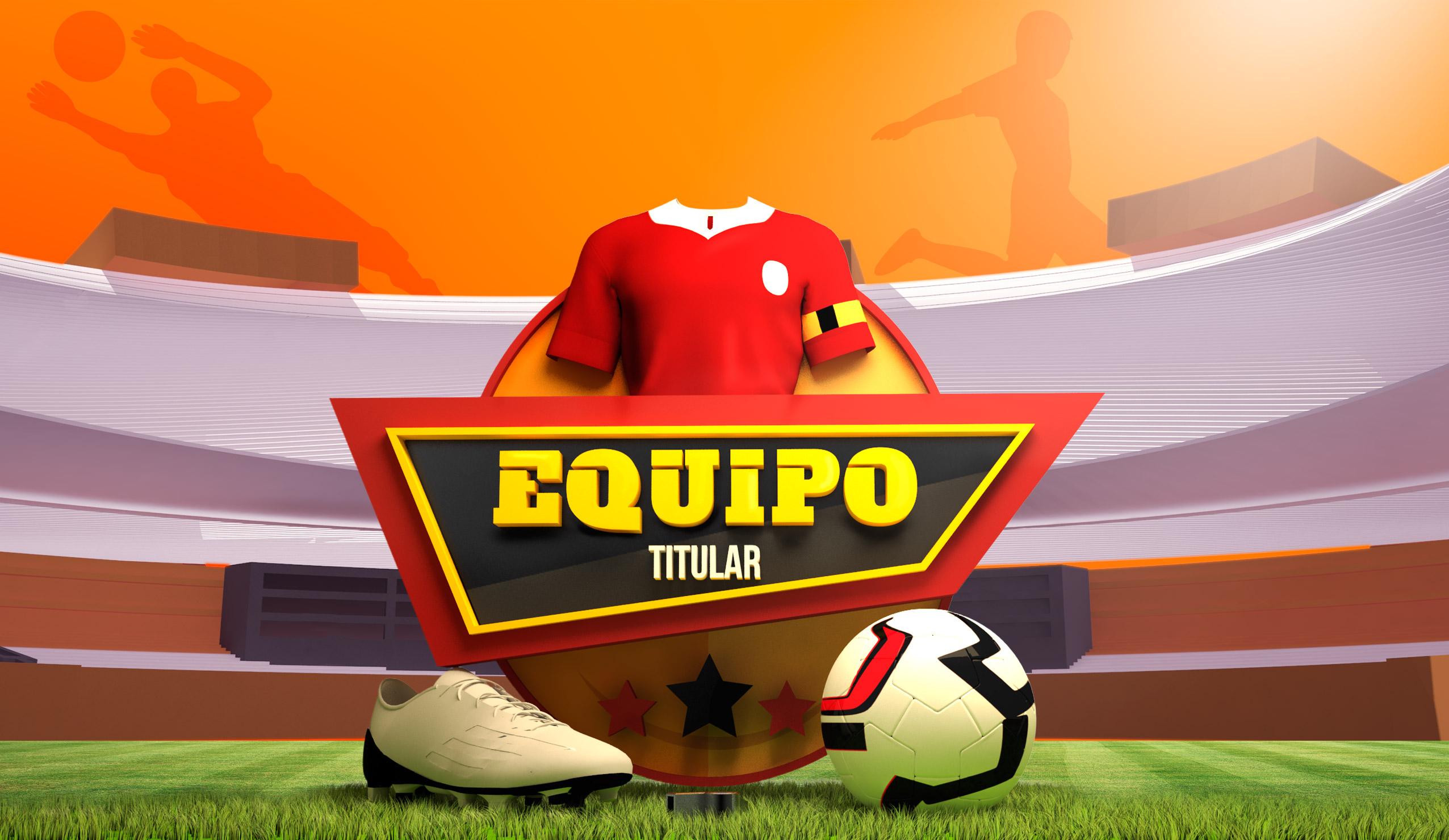Imagen cabecera programa de fútbol