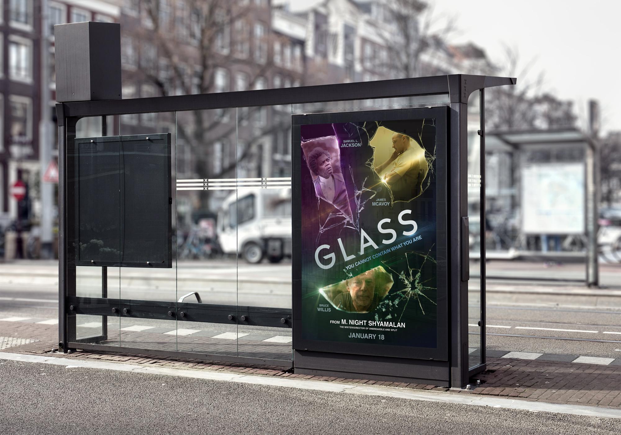 Película Glass cartel