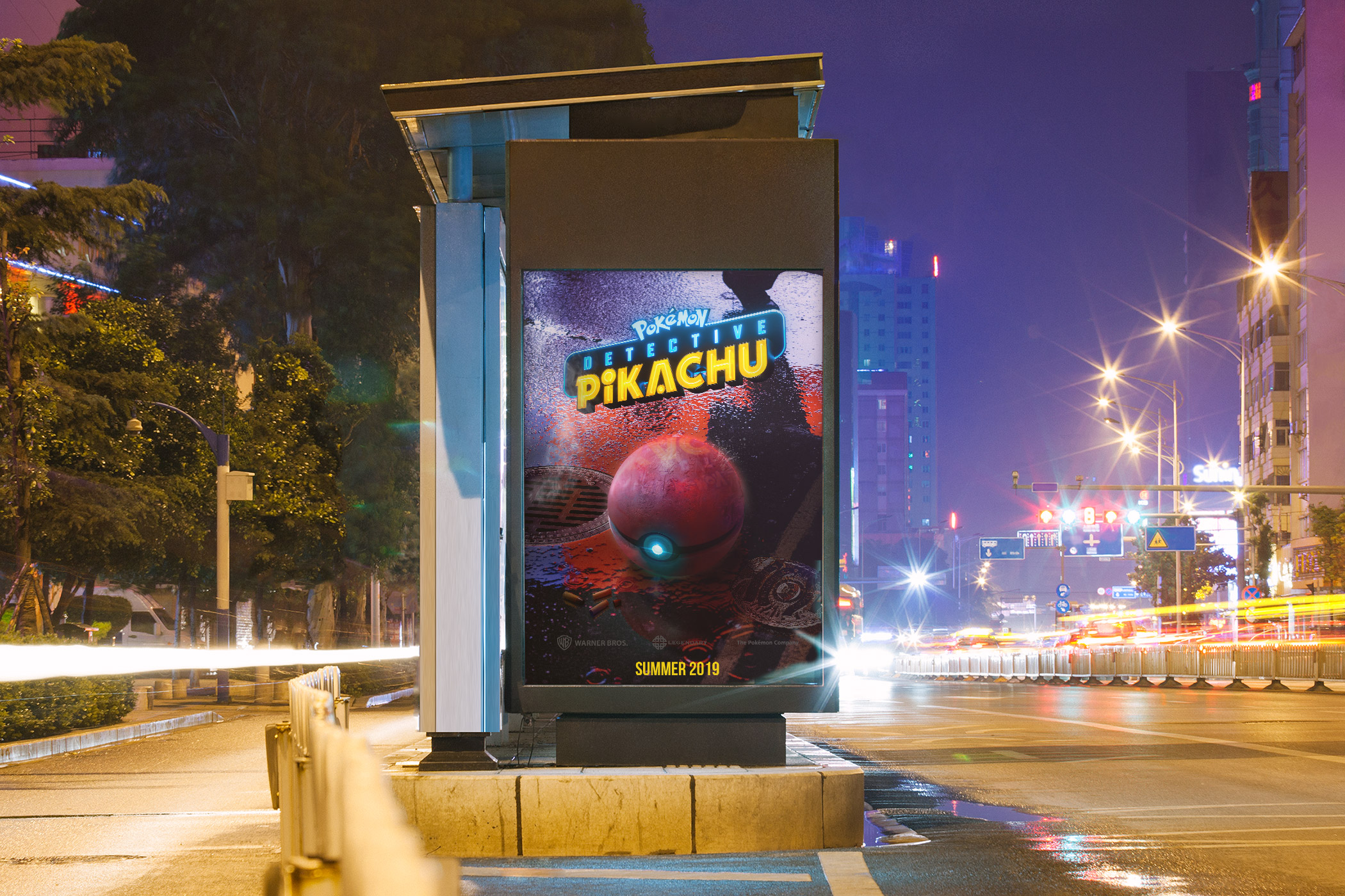 Poster Pokemon film