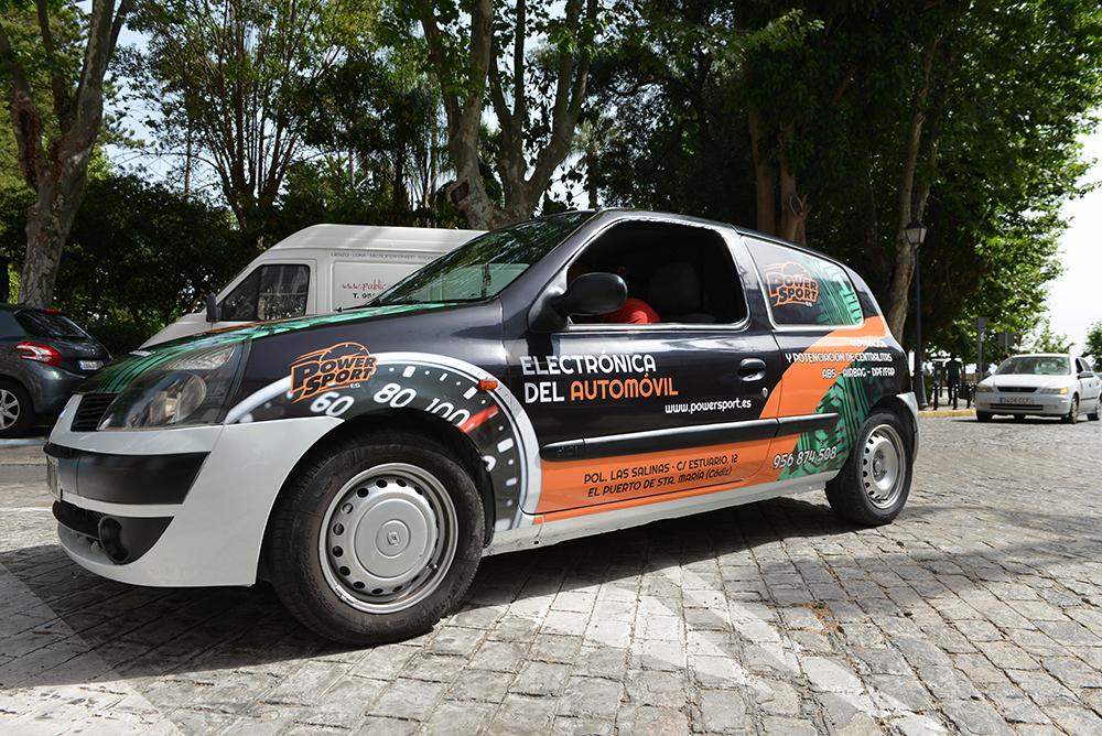 Car design - Power Sport