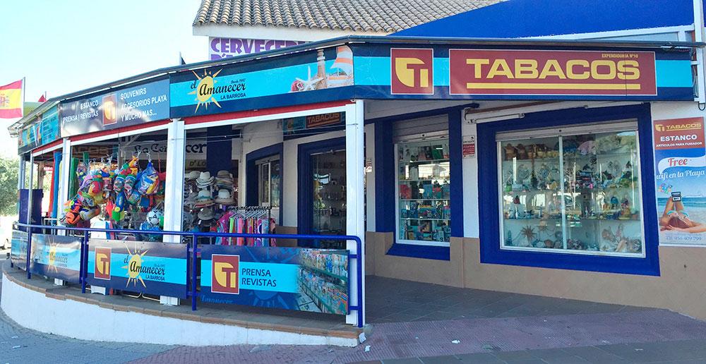 Cigar and souvenir store