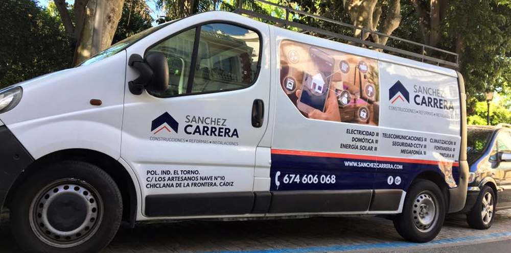 Sanchez Carrera Van