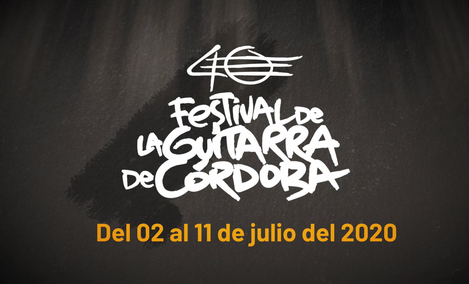 Motion graphics - Festival de la Guitarra