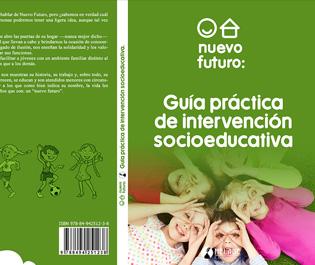 Diseño cubierta de libro - Nuevo Futuro
