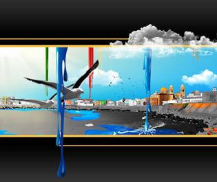 Cádiz painting