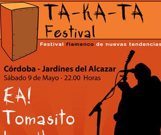 Flyers y Carteles para el TA-KA-TA Festival