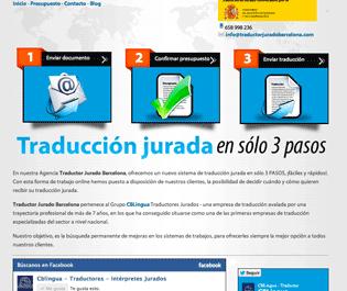 Traductor jurado Barcelona