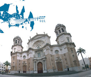 Acreditación para el concierto de Paco de Lucía en Cádiz