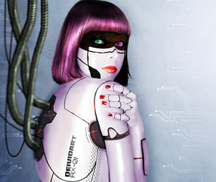 Retoque - Robot
