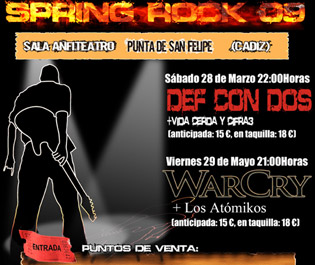 Spring rock 09