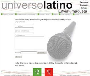 Universo Latino S.L.