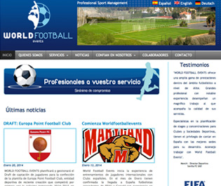 World Football Events