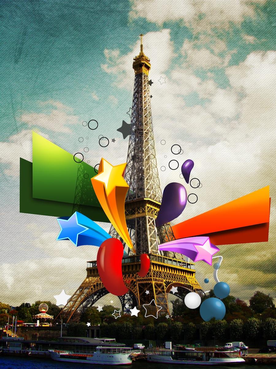 Diseño Torre Eiffel