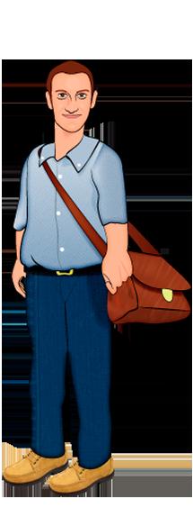 Diseño de personaje para videojuego