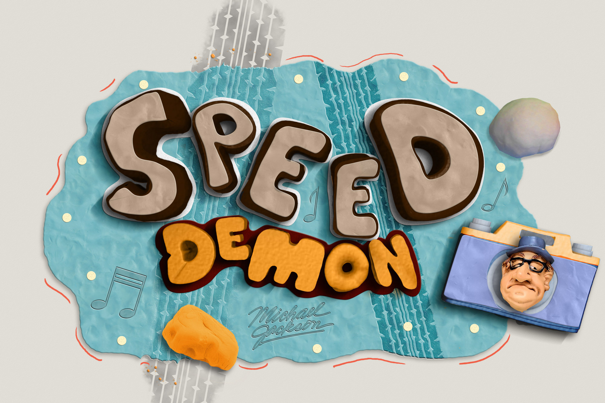 Speed demon