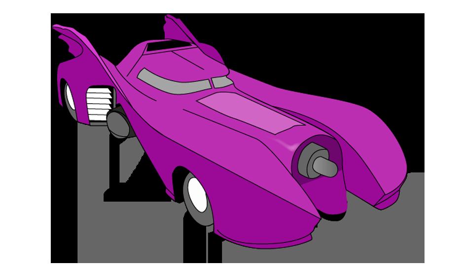 Diseño de coche inspirado en la serie 'Los autos locos'