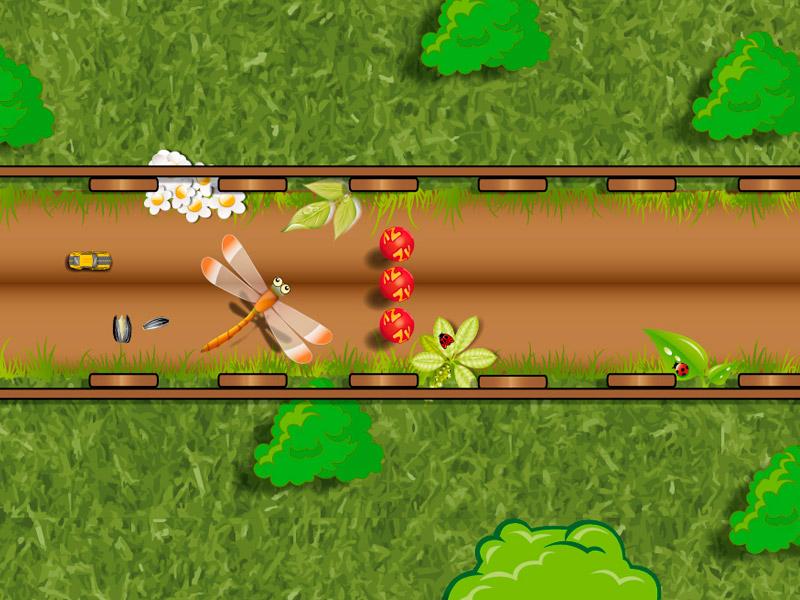 Design garden track