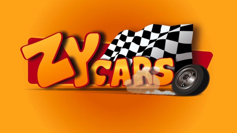 Logo for videogame cars