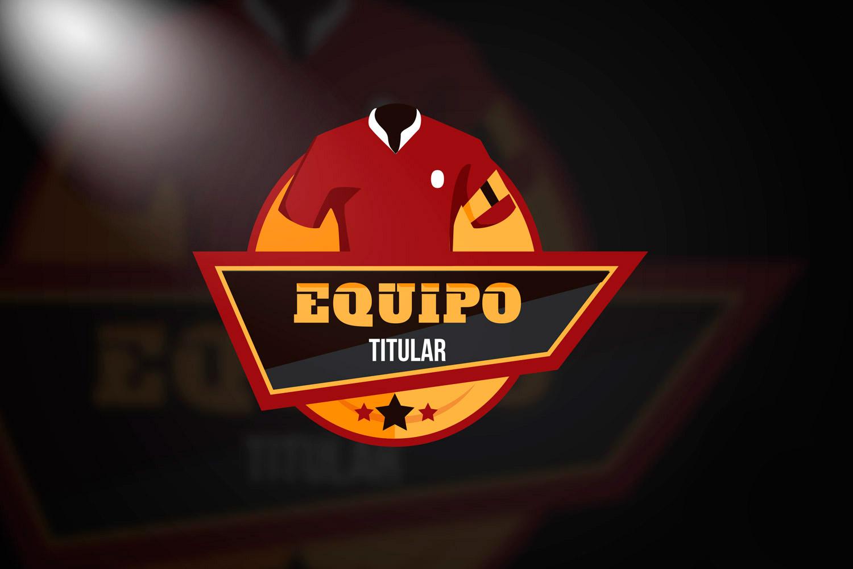 Logo para programa de fútbol