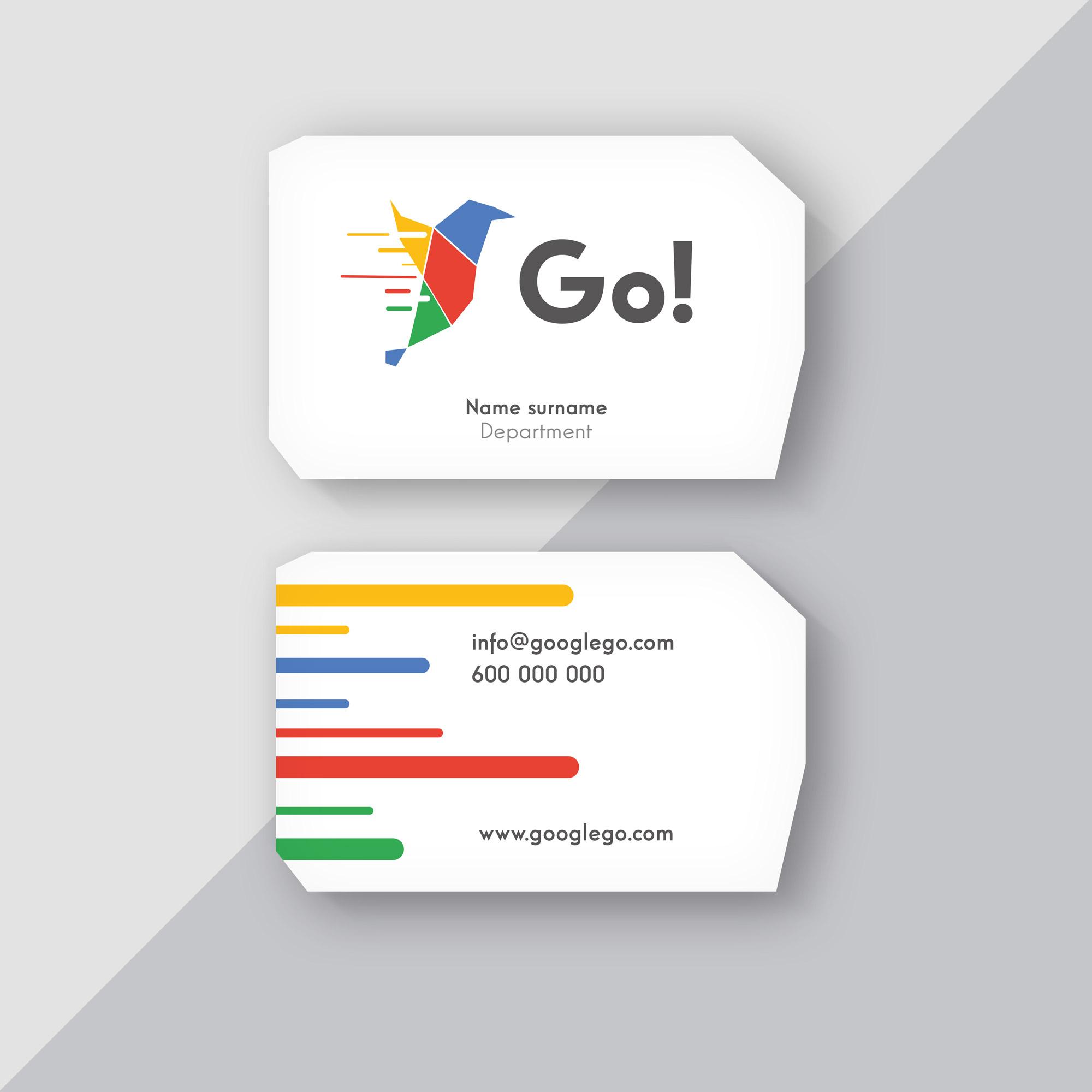Mobile virtual operator Go! Google cards