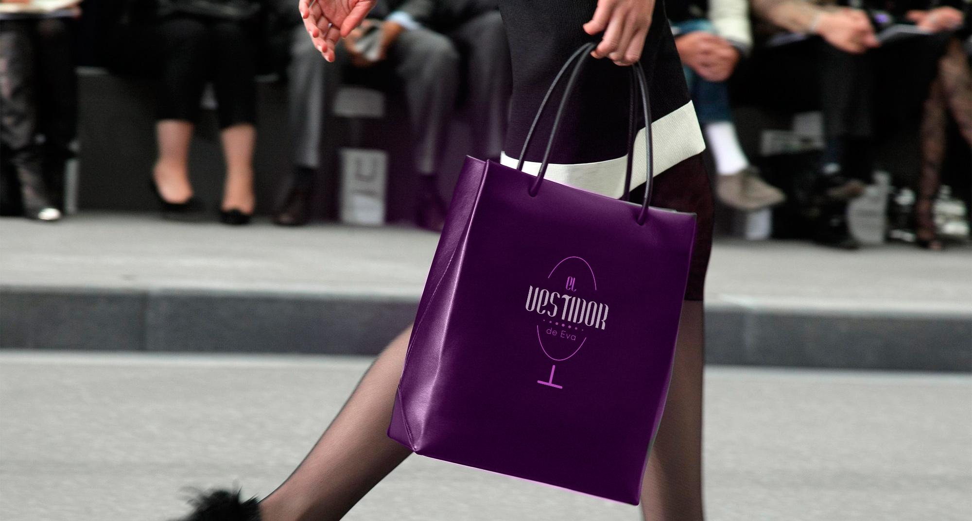 Desarrollo imagen corporativa marca de moda